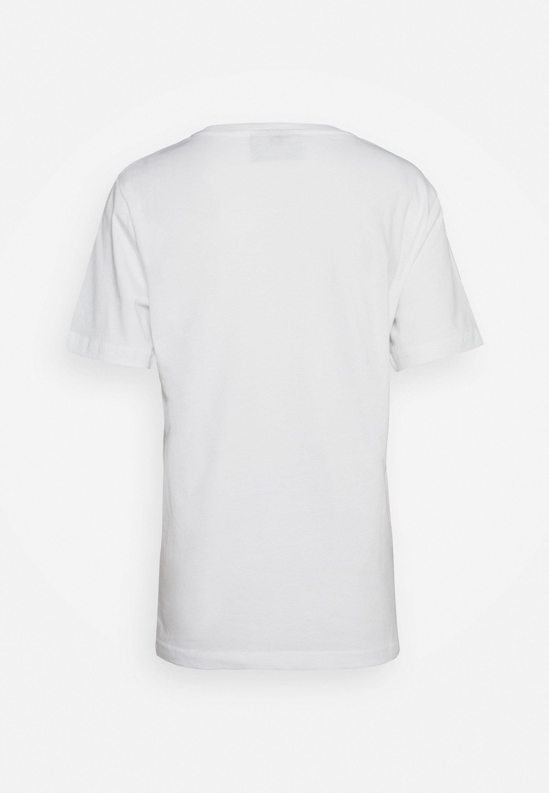Cecilie Copenhagen Bobbi - T-shirt Print White