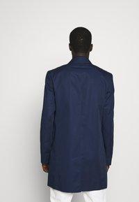 HUGO - MAREC - Halflange jas - dark blue - 2