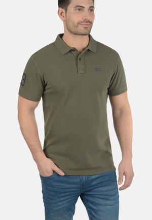 DAVE - Polo shirt - khaki