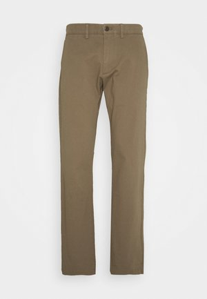 SMART FLEX - Chino kalhoty - brownstone