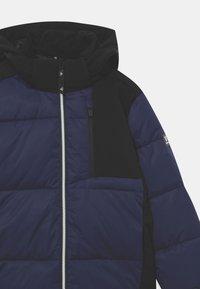 Brunotti - TRYMAILY BOYS - Snowboardová bunda - evening blue - 3