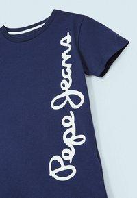 Pepe Jeans - WALDO  - T-shirt con stampa - thames - 2