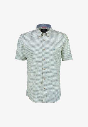 Shirt - pale yellow
