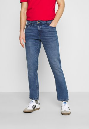 SDJOY BLUE 201 - Džíny Slim Fit - middle blue denim