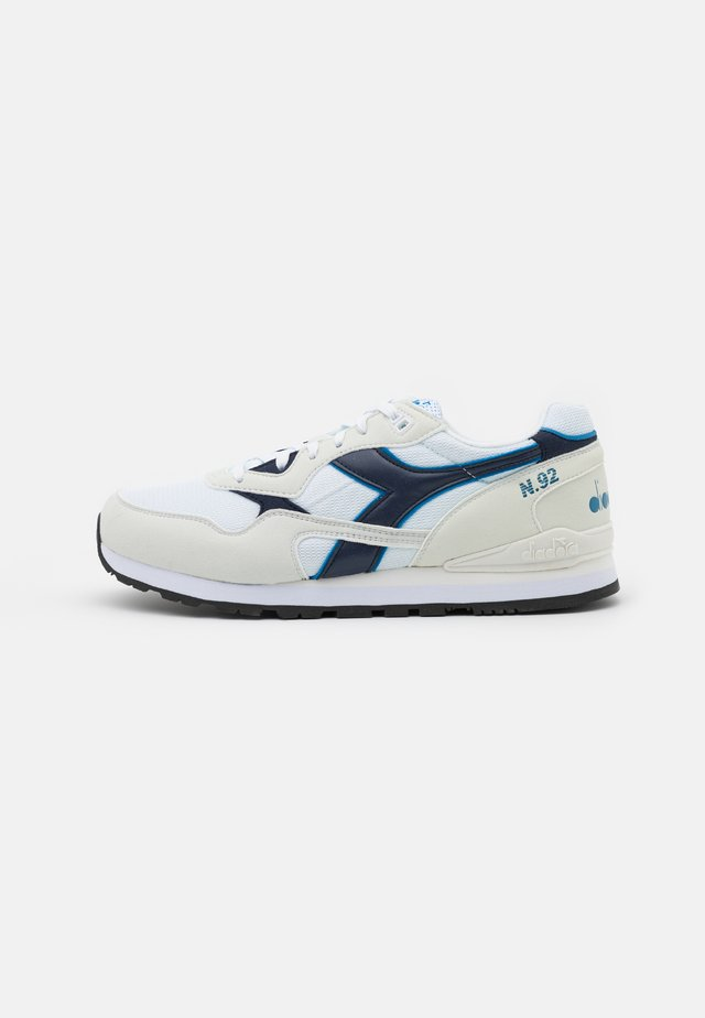 N.92 UNISEX - Sneakers laag - white/corsair