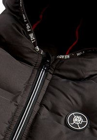 Next - BLACK COLOURBLOCK PADDED JACKET (3MTHS-7YRS) - Winterjas - black - 5