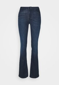 SEXY BOOT - Bootcut jeans - dry blue