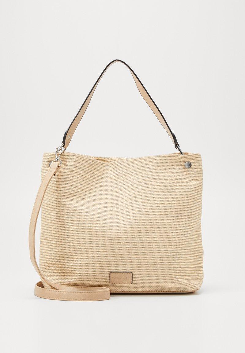 Tamaris - ANJA - Shopping bag - sand