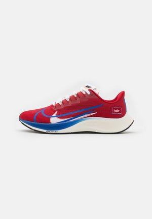 AIR ZOOM PEGASUS 37 PRM - Neutral running shoes - gym red/game royal/white/sail