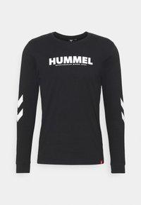Hummel - LEGACY - Pitkähihainen paita - black - 0