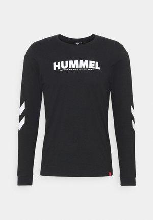 LEGACY - Camiseta de manga larga - black