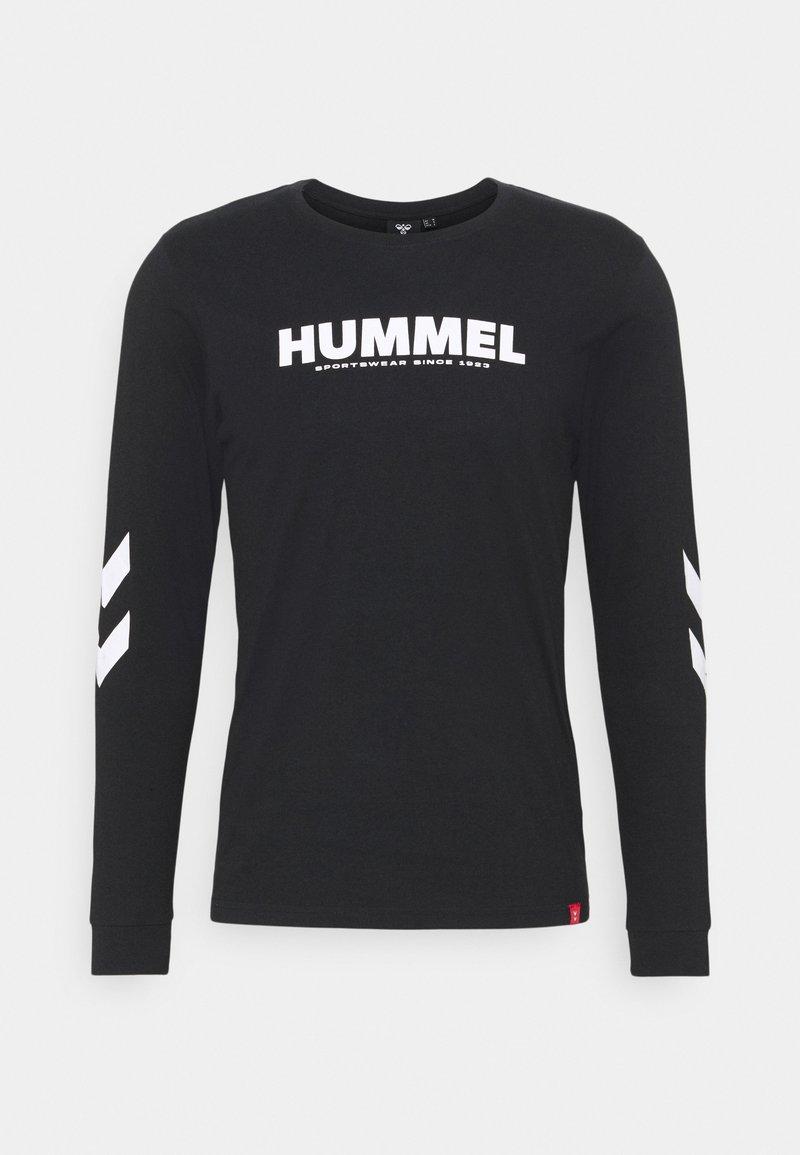 Hummel - LEGACY - Pitkähihainen paita - black