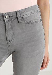 JDY - JDYJAKE SKINNY  - Jeans Skinny Fit - grey denim - 3