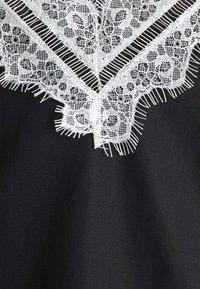 KARL LAGERFELD - SHORT - Pyjamas - black - 5