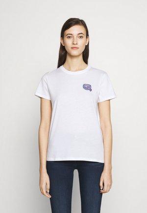 MINI IKONIK BALLOON TEE - T-Shirt print - white