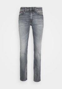 Tommy Jeans - SCANTON SLIM - Slim fit jeans - king iron grey - 3
