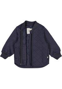 Wheat - LOUI - Winter jacket - dark blue - 2