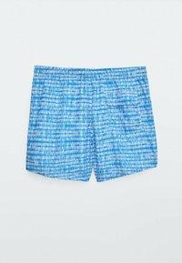 Massimo Dutti - Swimming shorts - blue - 1
