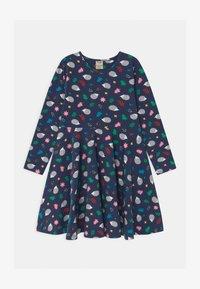 Frugi - SOFIA SKATER - Jersey dress - dark blue - 0
