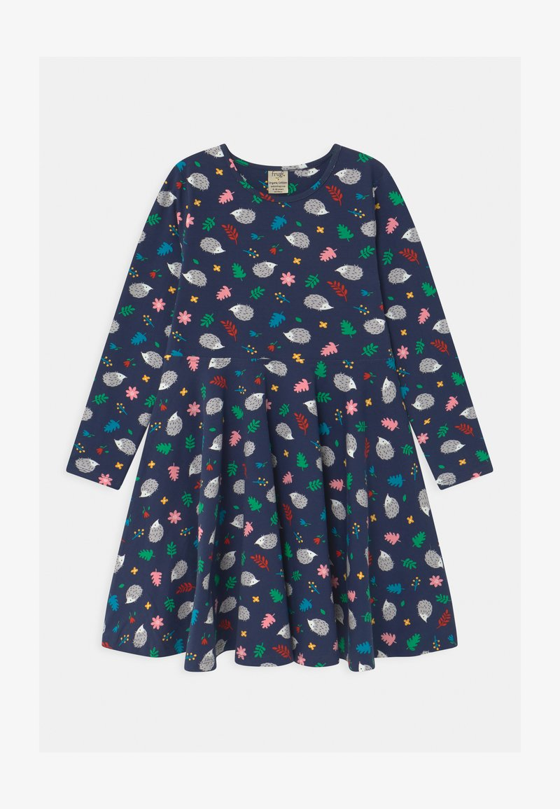 Frugi - SOFIA SKATER - Jersey dress - dark blue