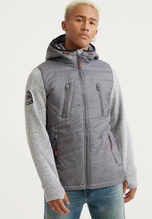 HEATHER MARL - Light jacket - grey marl