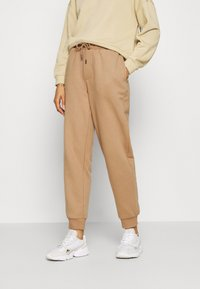 ONLY - ONLHAILEY PANTS  - Joggebukse - burro - 0