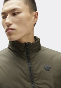 North Sails - Bomber Jacket - forest green - 3