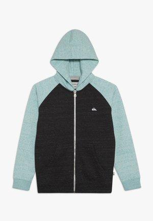 EASYDAY ZIP - veste en sweat zippée - sea blue heather