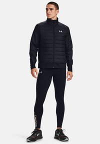 Under Armour - Winterjas - black - 0