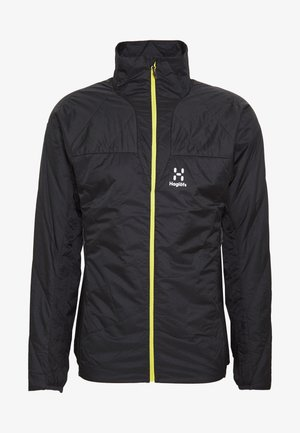BARRIER JACKET MEN - Outdoor jacket - magnetite