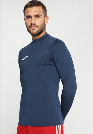 BRAMA - Long sleeved top - dark navy