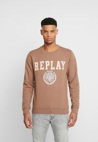 Replay - Felpa - brown - 0