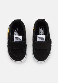 Vans - SK8 CRIB - First shoes - black/true white - 3