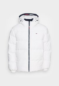 Tommy Jeans - ESSENTIAL JACKET - Dunjacka - white - 3