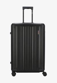 Hardware - Wheeled suitcase - black - 0