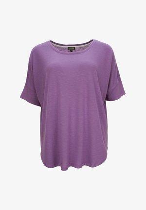 T-shirt basic - crystal