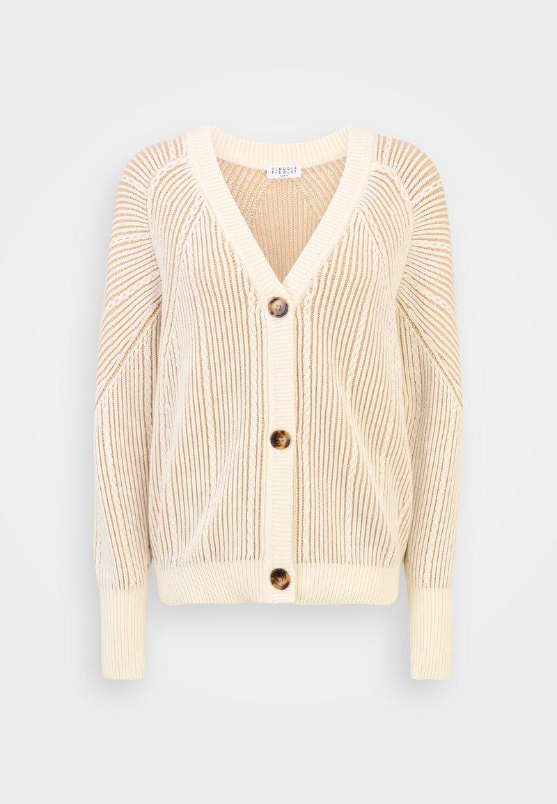 Claudie Pierlot - 121MILA - Cardigan - off-white