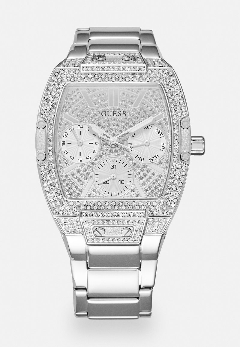 Guess - LADIES TREND - Reloj - silver-cloured