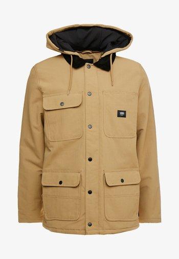 MN DRILL CHORE COAT MTE - Light jacket - dirt