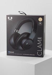 Fresh 'n Rebel - CLAM ANC WIRELESS OVER EAR HEADPHONES - Koptelefoon - storm grey - 4