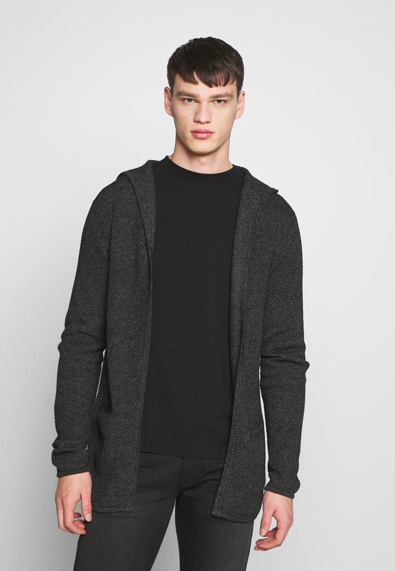 DRYKORN - TOMY - Cardigan - anthracite