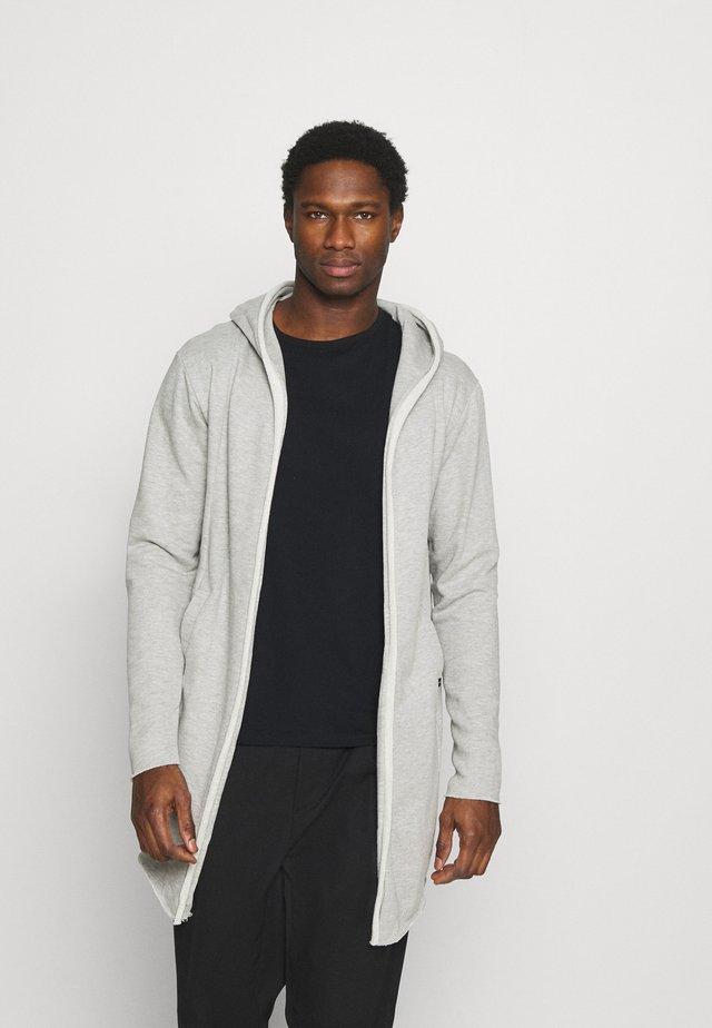 DAVIN - Zip-up hoodie - grey mix