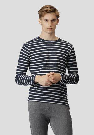 RICHARD - Sweater - navy / ecru