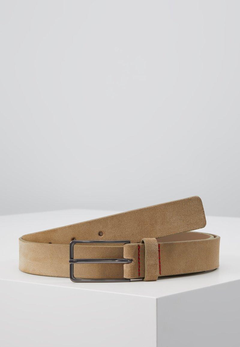 HUGO - GOLIA - Belt - light beige