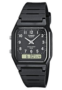 Casio - Klokke - black - 0