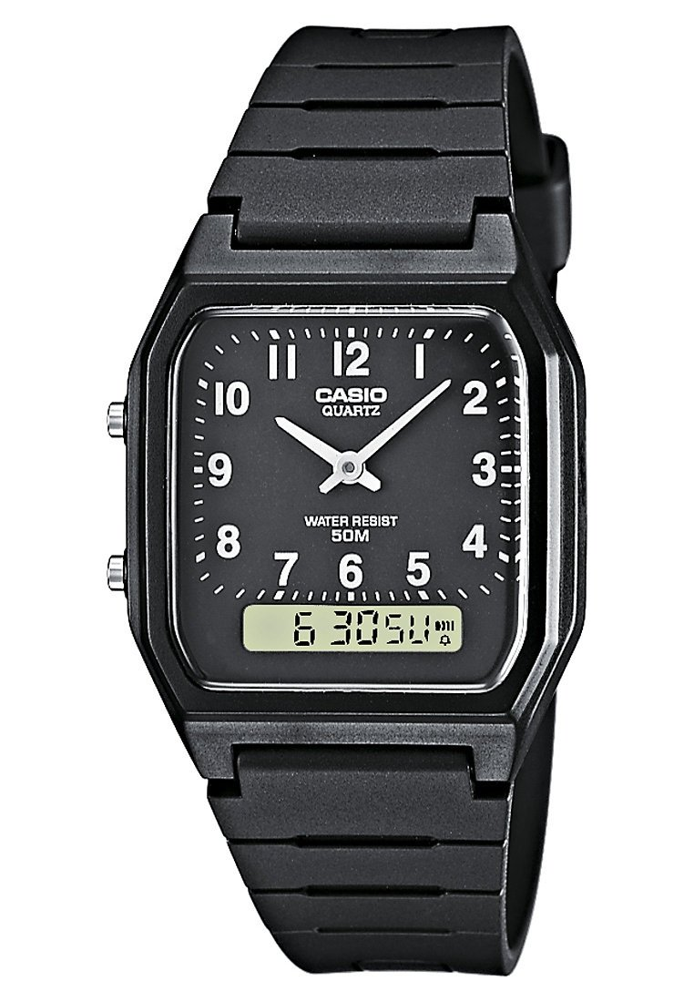 Casio - Klokke - black