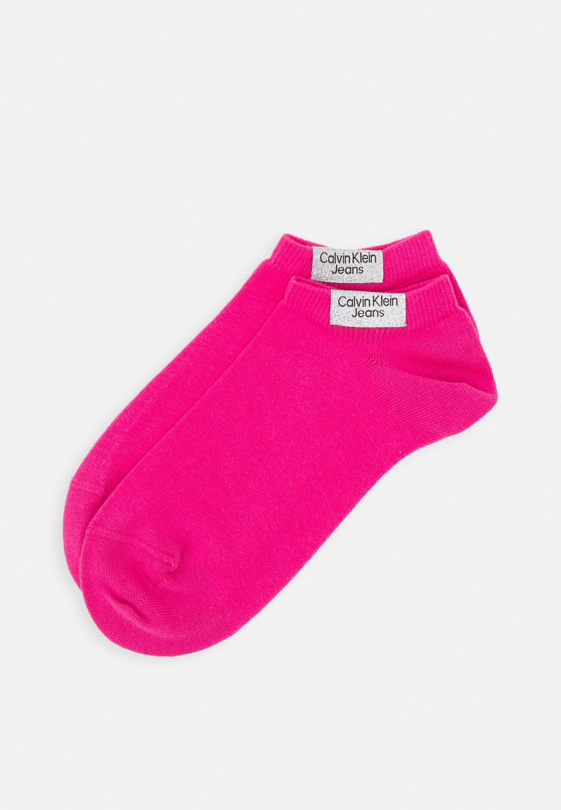 Femme WOMEN SNEAKER PATCH 2 PACK - Chaussettes