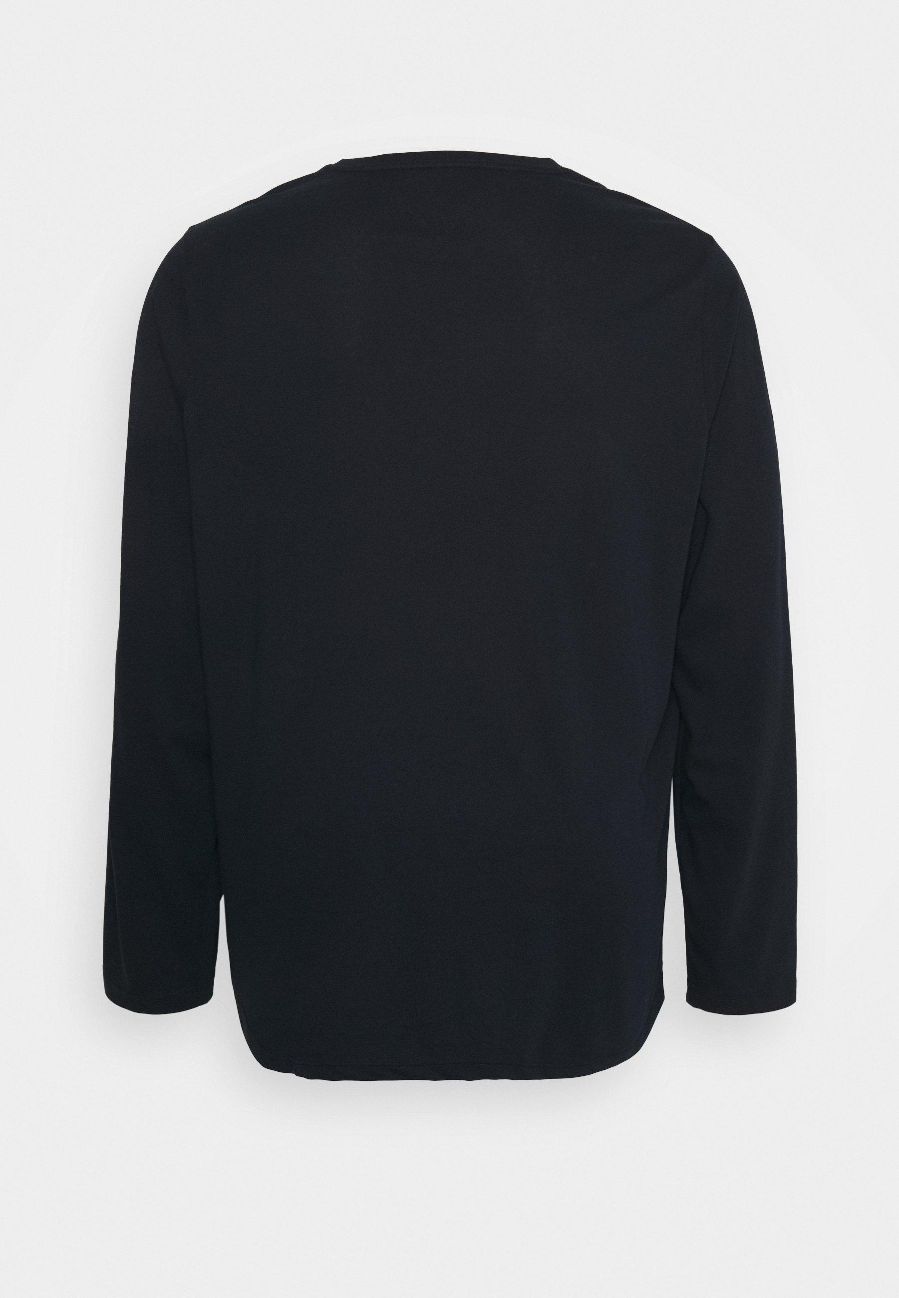 Men LOGO LONG SLEEVE TEE - Long sleeved top