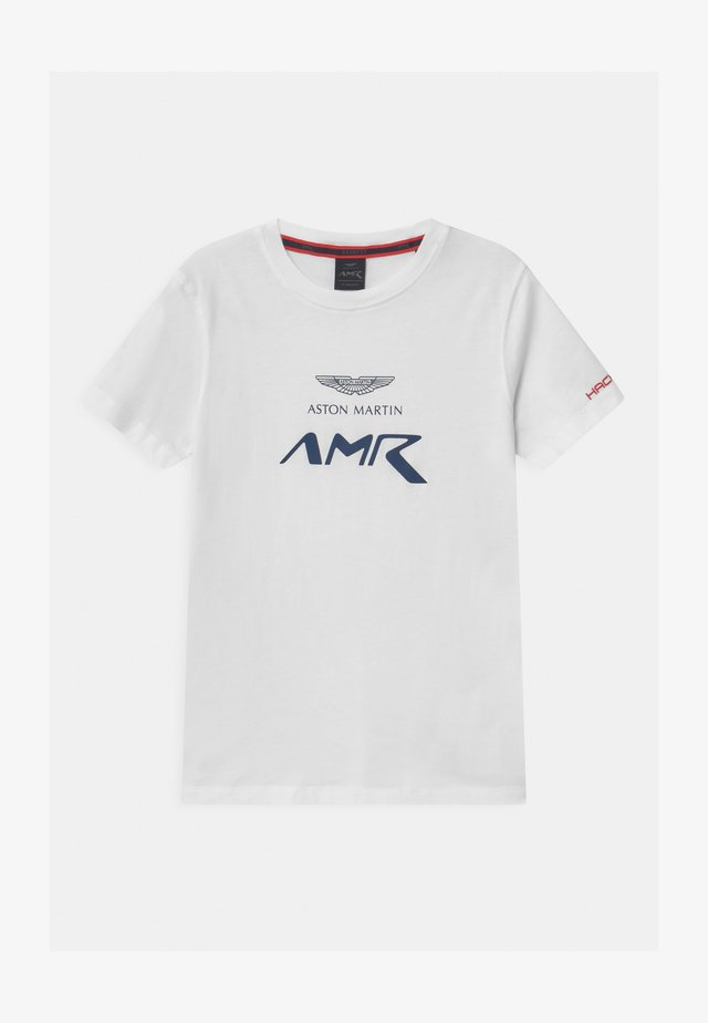 WINGS - Camiseta estampada - white