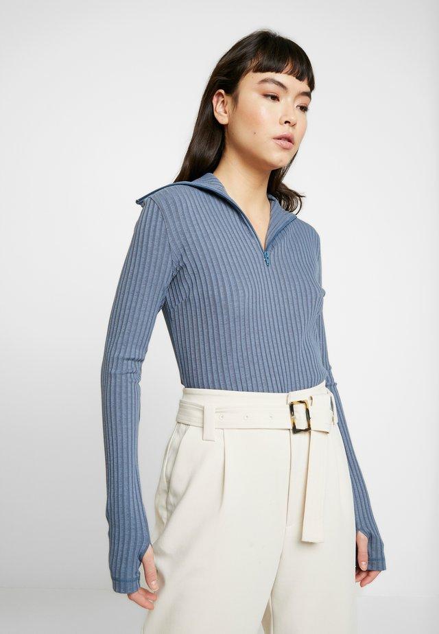 ADA - Maglietta a manica lunga - blue mirage